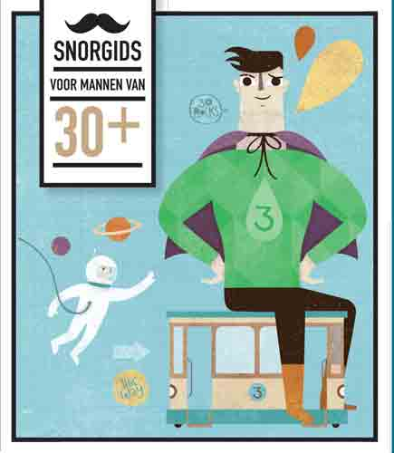 Snor Guide: 30 something for Men