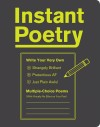 Instant Poetry:  Multiple-choice options make poetry easy for anyone!