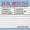 Hand-Lettered: Deal with This