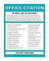 Office Citation: Nifty Notes