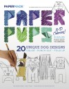 Paper Pups 3D Coloring Book