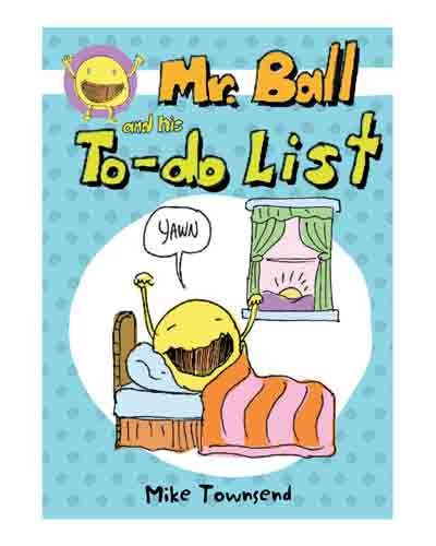 Mr Ball and the To-do List